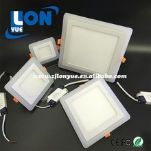 SQUARE LED PANEL LIGHT STABLE WORKING LED Variable light SMD 2835 6W 9W 16W 24W