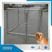Nice Quality Large Galvanized Cheap Dog Kennel Runs