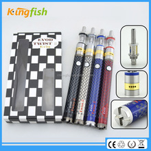 New starter kit airflow control evod twist 3 m16 disposable e cigarette odm/oem with factory price