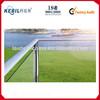 powder coated aluminum fence post for outdoor balcony railing