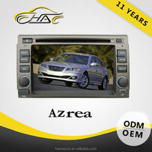 Special Touch Screen Car DVD GPS For Hyundai Azera Radio Audio System With Backup Camera