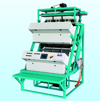 CCD Tea Color Sorter, color sorting machine, selector, seperator