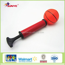 hot selling standard quality sports goods manufacturing soccer basketball balloon pump price