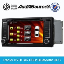 audiosources special car dvd player for Toureg with 3G internet