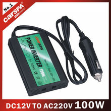 DC to AC car power inverter,power adaptor 12VDC 100W