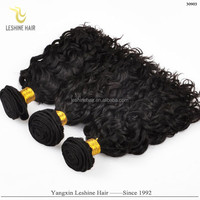 Premium Quality 8a 7a 6a 5a grade free tangle unprocessed remy wholesale cheap machine to curly hair