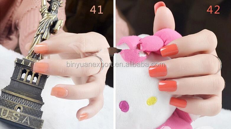 BIN BK peel off vernis à ongles à base d'eau