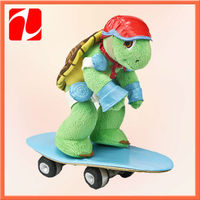 Funny soft toy tortoise for kids