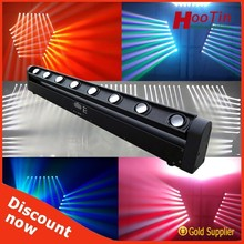 Manufacturer supply directly RGBW Beam sound activated led strobe light