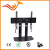 lcd tv stand with glass for 37~63 inches TV mount
