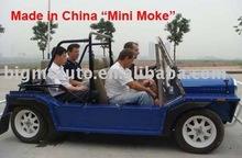 GREEN POWER MINI MOKE CAR