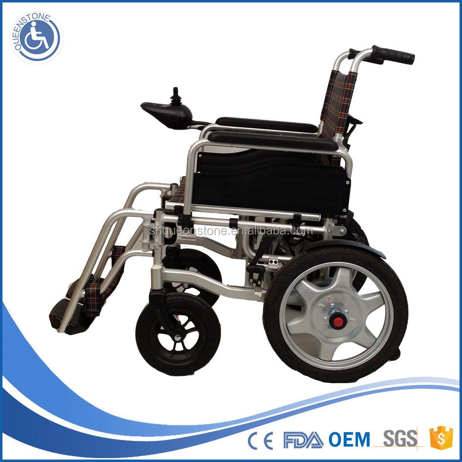 Electric motor wheel chair new model good sale electric for Motor wheelchair for sale