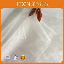 Cold water soluble embroidery backing film/embroidery plastic film for dress
