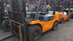3 ton Toyota diesel forklift for sale, 6FDN30, 7FGN30, 8FDN30, 3 ton used forklift truck