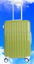 popular and stylish royal polo luggage trolley case