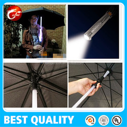 umbrella factory wholesale changing color golf umbrella