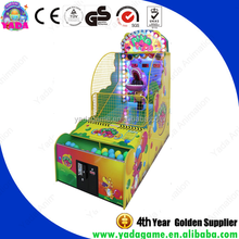 high quality coin Operated Deluxe Basketball Game Machine Sport Equipment for sale