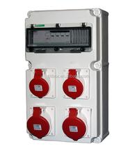 TIBOX Mobile Power Socket Multifunction Box