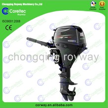 Top Selling 2/4-stroke Long/Short Shaft Remote/Rear Control 60HP diesel outboard engine for boat
