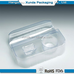 Cosmetic blister packaging tray manufacturer china