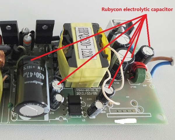 led driver small size high efficiency waterproof led power supply ac dc power supply