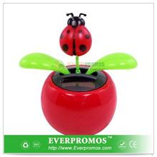 Solar Dancing Flower - Ladybug For Stress Relief