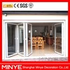 China Senior Supplier Aluminum Folding Door Exterior Glass Folding Door Hot Sale