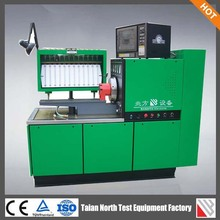 Diesel engine diagnostic tool injection pump test bench alternators