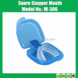 Magic Stop Snore Mouthpiece, Anti Snoring Apnea Device, Mouth Guard Night for Better Sleeping