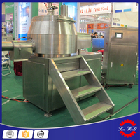 DLSG-300P China Wholesale Custom mixer and plastic film granulation machine