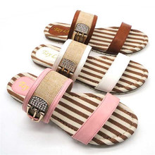 studded non slip women fancy sheepskin rubber bedroom slippers