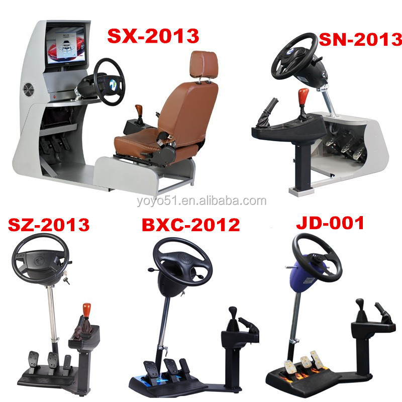 High Simulation Video Game Console From Guangzhou Factory Help learn to Drive