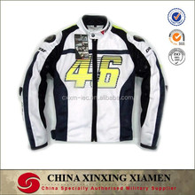 NEW PRO VR 46 Mesh Textile padded motorcycle Racing jackets