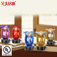 2015 new design UL approved electric Chrismas gift aroma oil lamp, incense burner, fragrance lamp MB1246