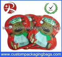 2012 Christmas hats hot packaging plastic bag