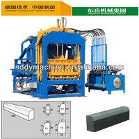 Dongyue QT4-15C automatic equipment for the manufacture of road curbs
