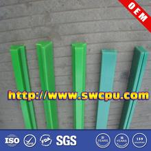 T shape colorful plastic edge trim/strip