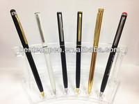 Custom various hotel pen/free sample/cheap promotional hotel ball point pen P70110