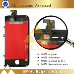 Mobile Phone For iPhone 4s lcd For iPhone 4s lcd digitizer with touch screen glass assembly with low price