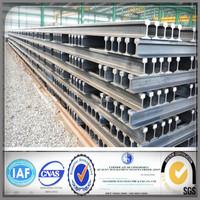 GB 50Mn/U71Mn Q235/55Q U71Mn Light Rail/Heavy Rail