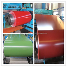 ral 3005 prepainted galvalume steel sheet/ppgl/gl