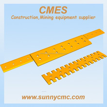 construction machinery parts earth moving equipments scraper blade 3 point hitch