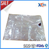 clear transparent bag in box for oil, wine, liquids