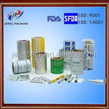 blister packaging capsules