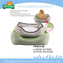 Pet Product Thick Twill Fabric Designer Large Bed Dog