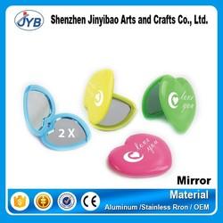 custom design round small purse mirrors