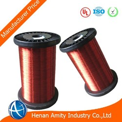 High Quality 3.83mm Thermal Class 180 Enameled Copper Wire With Manufacturer Price
