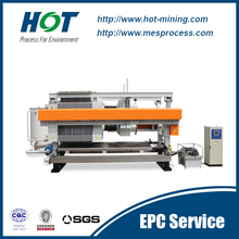 Automatic Membrane filter press for wholesales