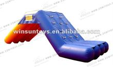 2012 Best Quality inflatable water game( Floating slide)