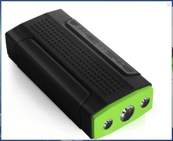 High Capacity Good Quality Car Jump Starter , Car Power Bank 12000mah for Mobile Phone